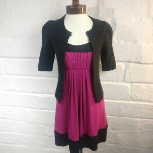 Express Sweaters - Express Design Studio Black Wool Blend Sweater